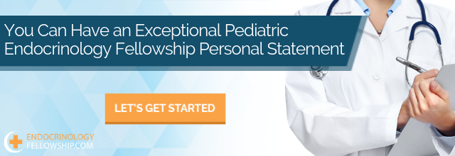 pediatric endocrinology fellowship